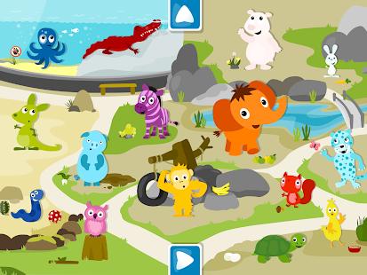 PumiLumi Touch Zoo FREE 家庭片 App-愛順發玩APP