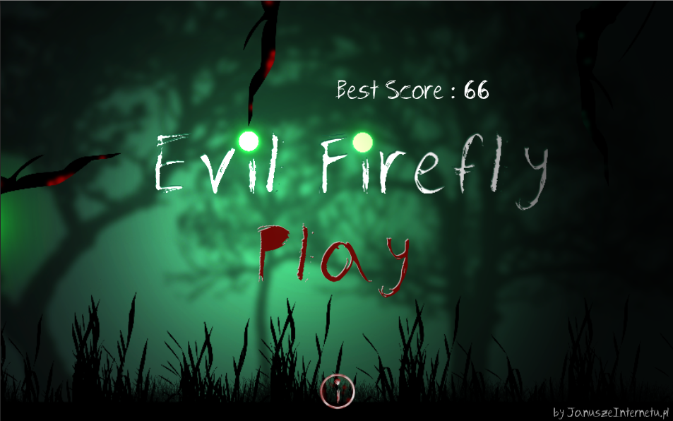 Evil Flappy Firefly- screenshot