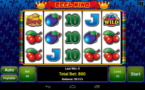 Reel King™ Slot - screenshot thumbnail