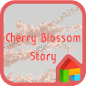 Cherry Story dodol launcher icon