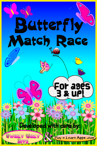 Butterfly Game For Kids