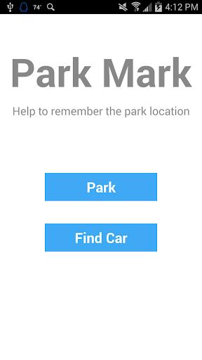 玩生活App|Parking Mark免費|APP試玩