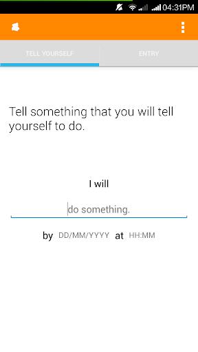 Tell Something