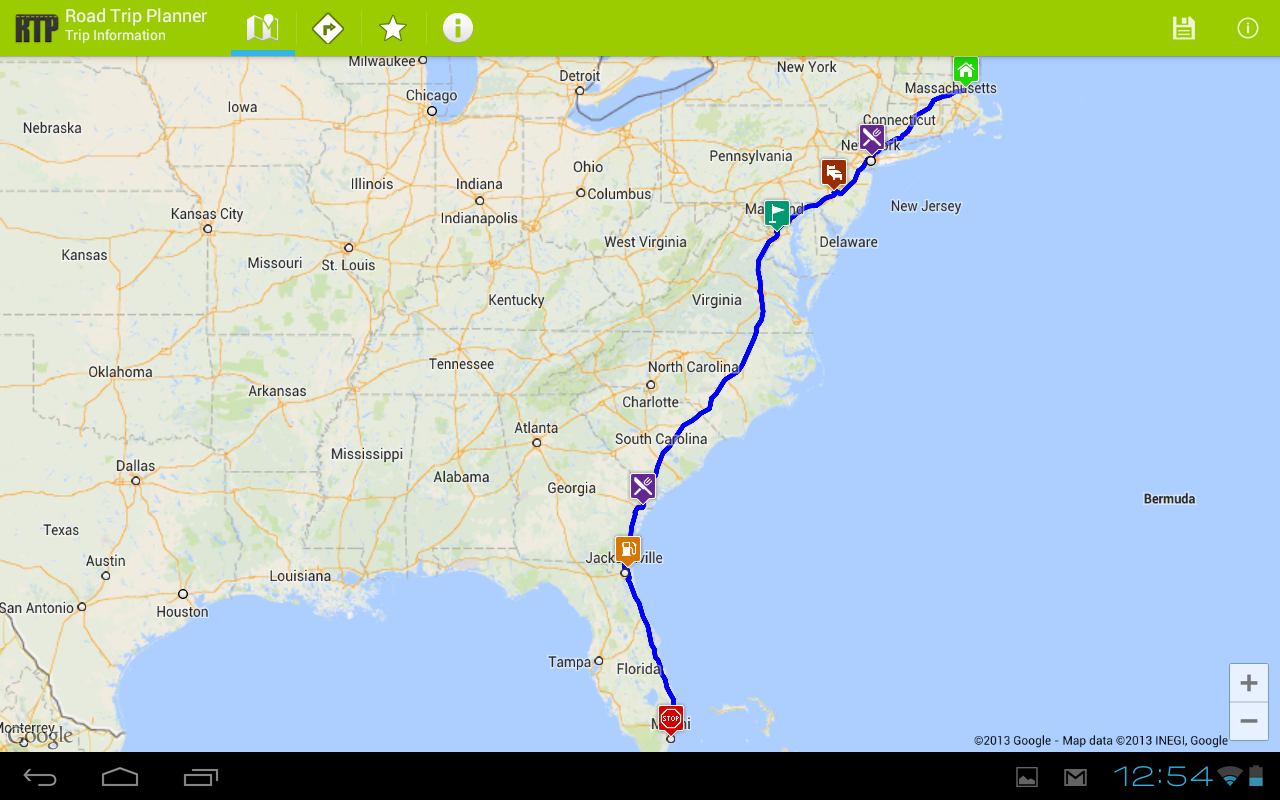 Road Trip Planner   Android Apps on Google Play D91cnKmU