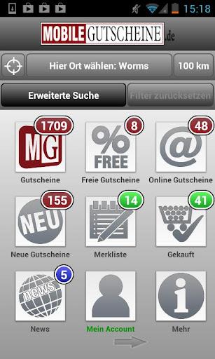 Mobile-Gutscheine.de