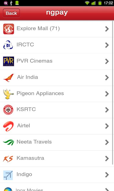 Prepaid Recharge - Mobile, DTH - screenshot