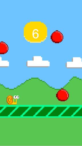 Snail vs. Balls