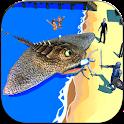 Sea Monster Simulator icon