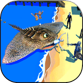 Download Android Game Sea Monster Simulator for Samsung