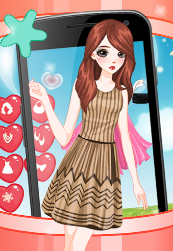 Fantasy Girls Dress Up Game