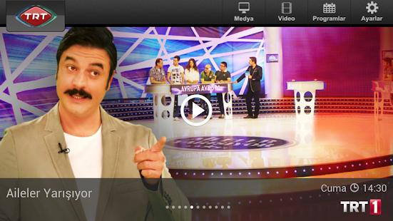 TRT Televizyon- screenshot thumbnail