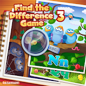 Find the Difference Game: ABCs