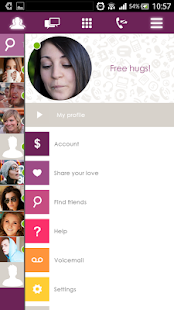 Vippie - free calls & messages - screenshot thumbnail