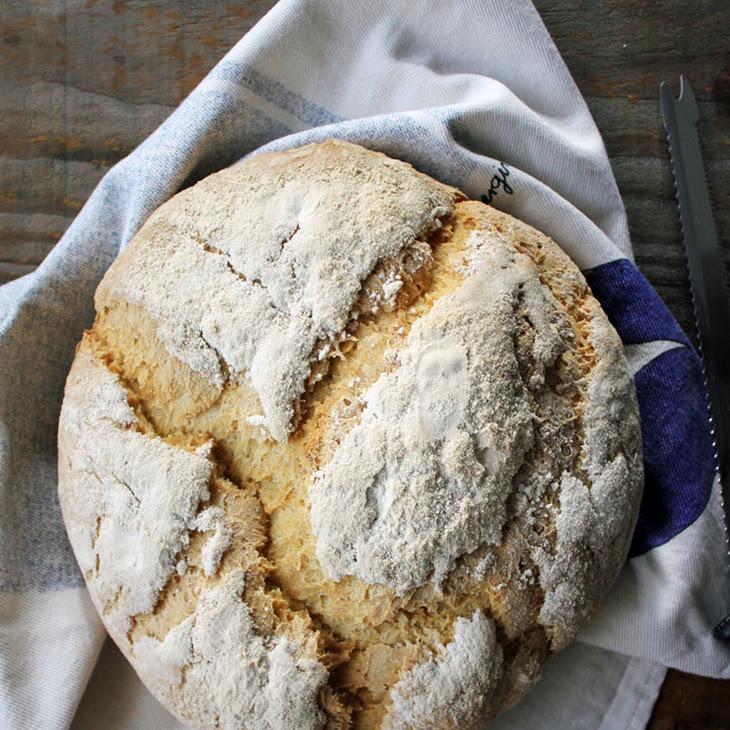 Portuguese Cornbread Recipe