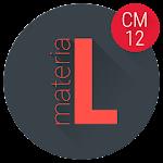materiaL RED (CM12 THEME) v1.6