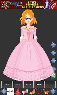 Dress up Princess - screenshot thumbnail
