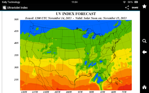 NOAA Now Free - screenshot thumbnail