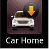 Samsung Car Home