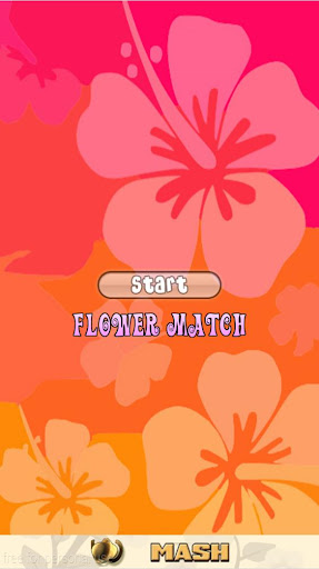 Flower Matching Game