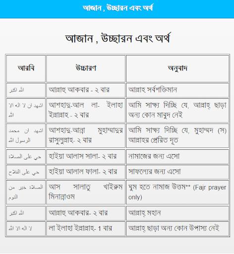 Download Adhan - Bangla Google Play softwares - a3bUIhJtIgks | mobile9