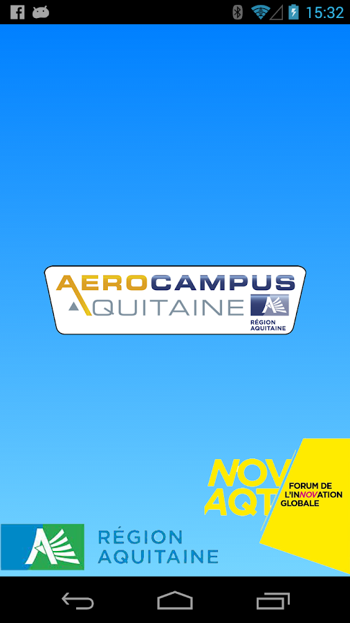 Aérocampus- screenshot