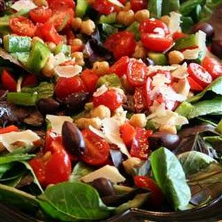 Italian Panzanella Bread Salad.