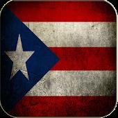 Puerto Rican Flag Keyboard