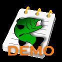 Fishin' Buddy Demo logo