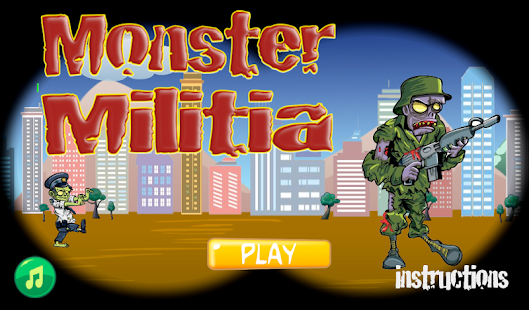 Monster Militia- screenshot thumbnail