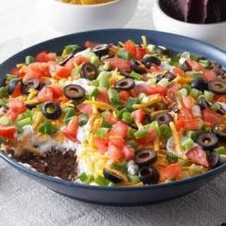5-Layer Mexican Dip.
