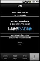 Screenshot of CDL FM