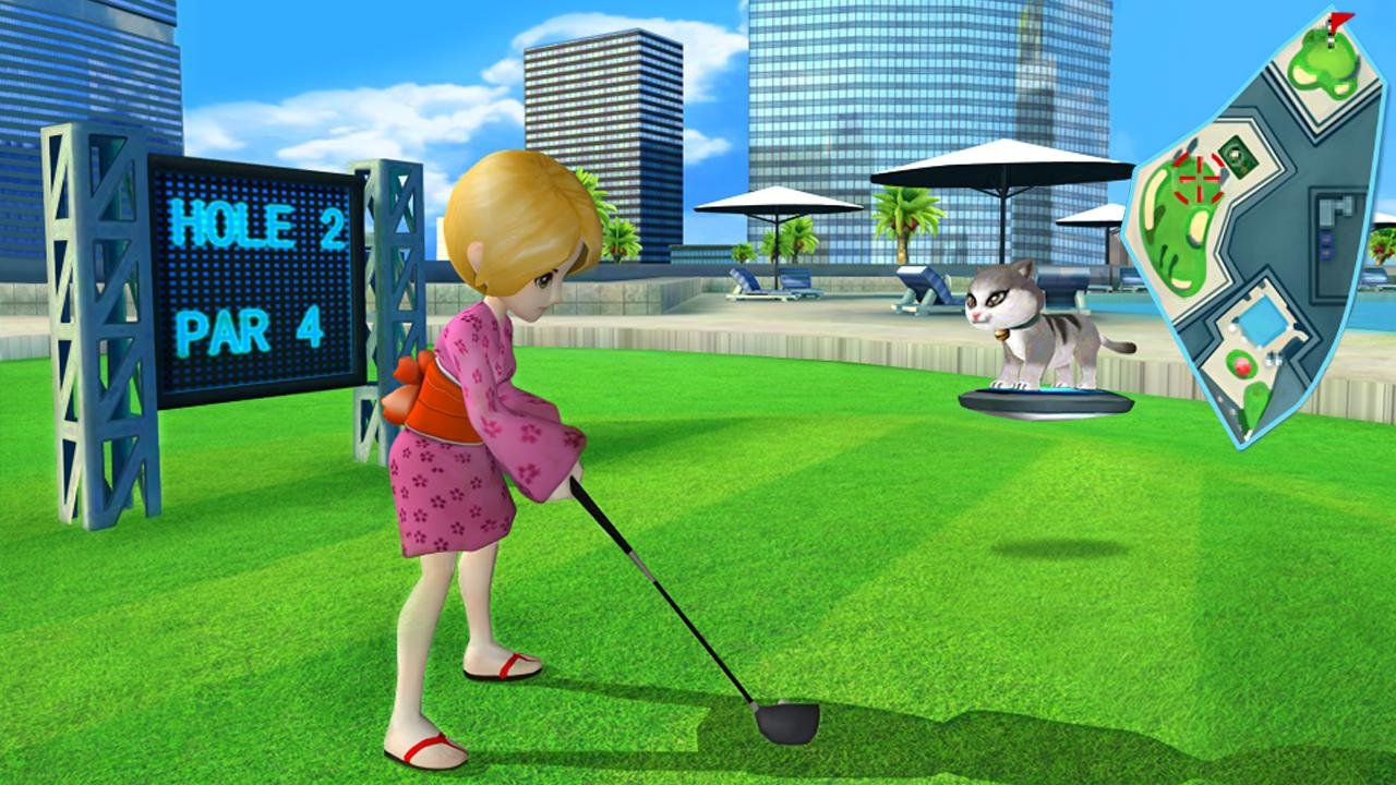 Let's Golf! 3 screenshot #7