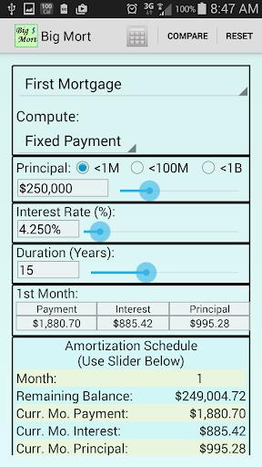 Big Mort - Mortgage Calculator