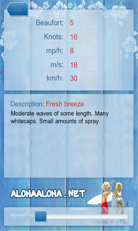 Wind Calculator Pro - screenshot