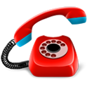 Prohibit call icon