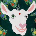 Psychedelic Goats 3d wallpaper icon
