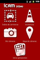 Screenshot of iCam Bilbao