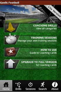 ESS Gaelic Football Coaching - screenshot thumbnail