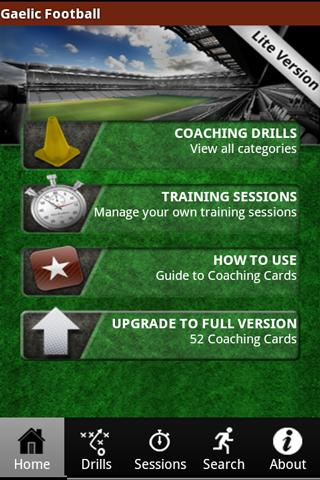 ESS Gaelic Football Coaching - screenshot