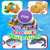 Fish Cartoon Matching Game