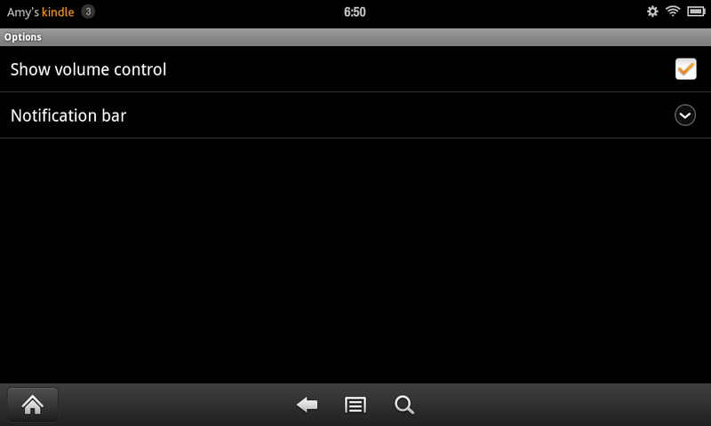 Speaker Boost- screenshot