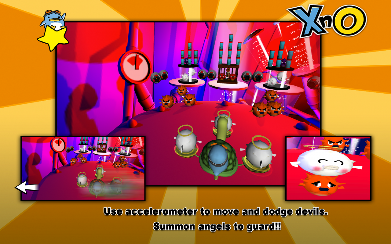 XnO - 3D Adventure Game - screenshot