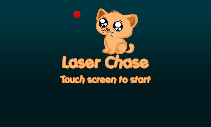 Laser Chase - Game for Cats - screenshot