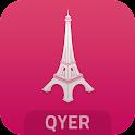 巴黎-穷游城市指南·旅行·地图·交通·景点·美食·酒店·预订