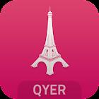 巴黎-穷游城市指南·旅行·地图·交通·景点·美食·酒店·预订 icon