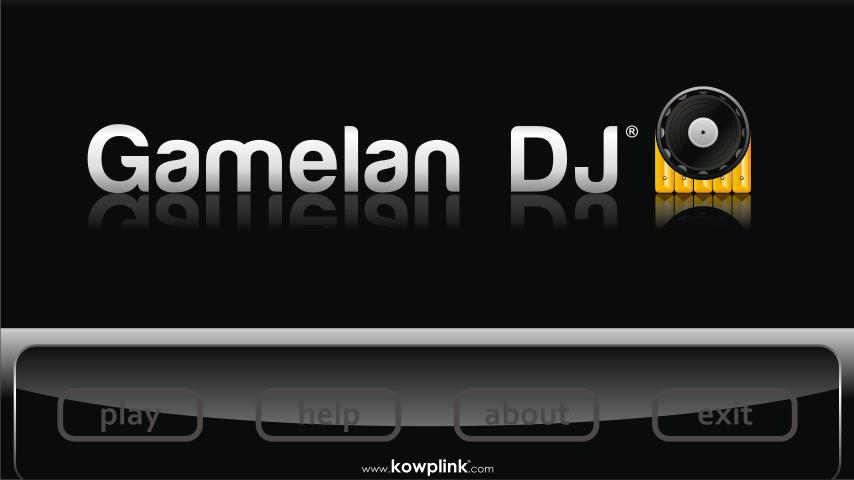 Gamelan DJ - screenshot