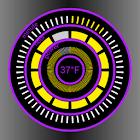 Graduated Zooper Widget Pack icon