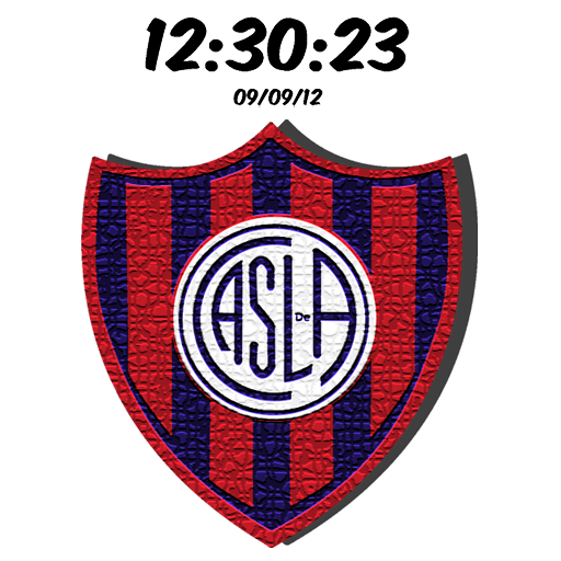 Digital Clock San Lorenzo 運動 App LOGO-APP開箱王