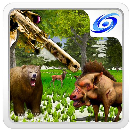 叢林狩獵:狙擊手射擊 LOGO-APP點子