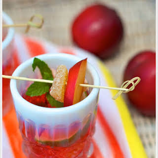 Plum Wine Sangria Recipes.